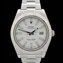 Rolex Datejust II - Ref.: 116334 - Box/Papiere - Bj.: 01/2011...