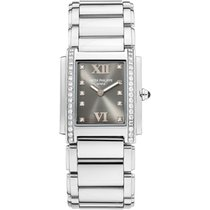 Patek Philippe TWENTY-4 Medium Stainless Steel with Diamonds...