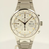 IWC GST Chronograph in PERFECT condition complete with box