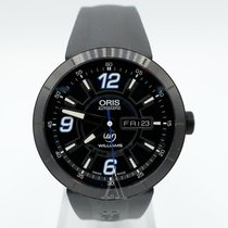 Oris Men's TT1 Williams F1 Team Day Date Watch