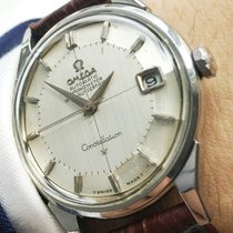 Omega Beautiful Omega Constellation Pie Pan Steel Automatik...