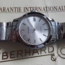 Eberhard & Co. Aiglon steel case 38mm automatic nice...