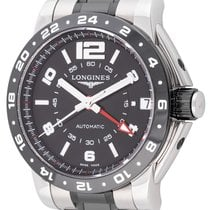 Longines : Admiral GMT :  L36694567 :  Stainless Steel and...