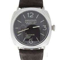 Panerai Radiomir 8 Days Platinum Special Edition limited PAM198
