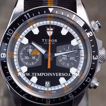Tudor Heritage Chrono Monte-Carlo black full set