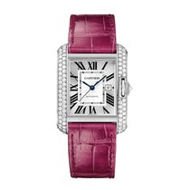 Cartier Tank Francaise Automatic Ladies Watch Ref WT100018