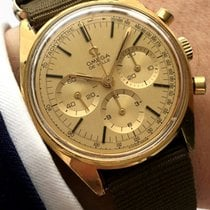 Omega Serviced Omega De Ville Vintage Chronograph 35mm