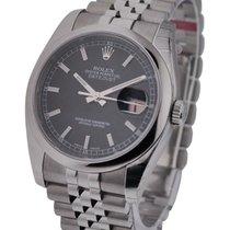 Rolex Unworn 116200 Datejust 36mm Smooth Bezel - Jubilee...