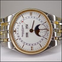 Jaeger-LeCoultre Albatros Triple Date Mondphase Stahl/Gold...