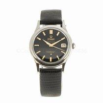 オメガ (Omega) Constellation Calendar Automatic Black Dial Watch...