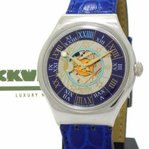 Swatch Tresor Magique Platin Automatik Limited Edition NOS