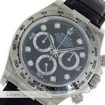 Rolex Daytona Weißgold 116519