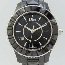 Dior VIII Place Vendome Quartz Ceramic Lady CD1235E30 (New)