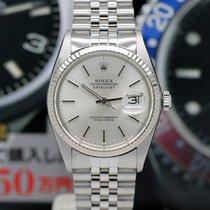 Rolex Datejust Stahl/WG Lünette Ref:16014 von 1983-1984