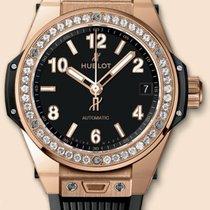 Hublot KING DIAMONDS  GOLD BIG BANG 456OX1180RX1204