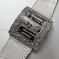 Franck Muller - Infinity Diamond Bazel and Dial  W/G 3740.QZ.A...