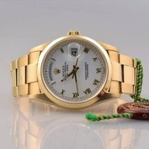 Rolex Day-Date 18208 Double Quick rare riveted Oysterband - 1999