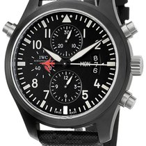 IWC Pilot Top Gun Pilots Double Chronograph Top Gun IW379901