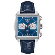 TAG Heuer Men's CAW2111FC6183 Monaco Calibre 12 Watch