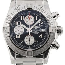 Breitling Avenger II 43 Automatic Blue Dial
