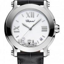 Chopard Happy Sport Round Quartz 36mm 278475-3001 black