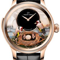 Jaquet-Droz Automata THE BIRD REPEATER J031033204 LAKE GENEVA