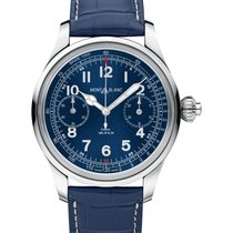 Montblanc 1858 Chronograph Tachymeter Limited Edition 114086