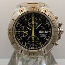 Ball Engineer Hydrocarbon Chronograph Ti