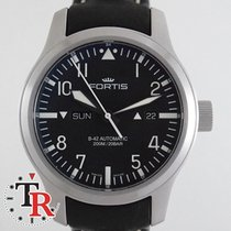 Fortis B42 Flieger Day-Date Box&Papers
