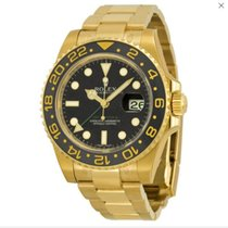 Rolex Gmt Master Ii M116718ln-0001 Watch