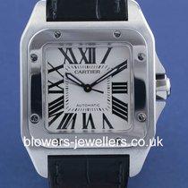 Cartier Santos 100 Mid Size