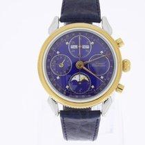 Daniel Baumann Triple Date Moon Chronograph Automatic Valjoux...