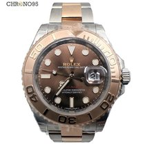 롤렉스 (Rolex) Yacht-Master 40 116621 Everose Two-Tone Chocolate...