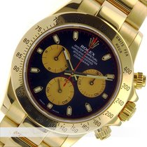 Rolex Daytona Gelbgold 116528 rehaut gravur