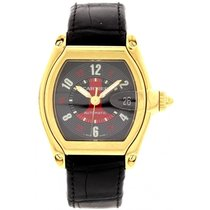 Cartier Roadster Limited Edition 18K YG 2524 Emerson Fittipaldi