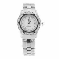 TAG Heuer Professional 2000 Ladies Mother of Pearl and Diamond...