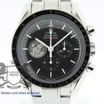 Omega Speedmaster Moonwatch 40th Anniversary Apollo 11 Box Papers
