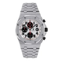 Audemars Piguet AP Royal Oak Offshore Panda 2010 Box/Papers