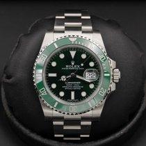 """勞力士 (Rolex) Submariner """"hulk"""" 116610 Stainless Steel"""