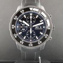 IWC Aquatimer Automatic Chronograph Ref. IW376705 Black PVD...