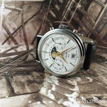 Tissot Reloj suizo antiguo de cuerda Tissot Valijoux 7734 Fase...