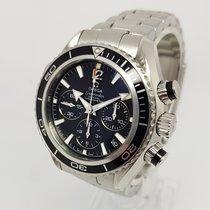 Omega Seamaster Planet Ocean Chronograph 38mm Mens Watch