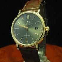 IWC Portofino 18kt 750 Rotgold Gold Automatic Herrenuhr / Ref...