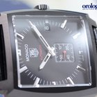 TAG Heuer Monaco Calibre 6 Automatic Mens Watch Full Black