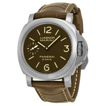 Panerai Men's PAM00564 Luminor Marina 8 Days Watch