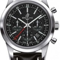 Breitling Men's Transocean Chronograph Watch
