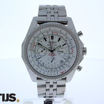 Breitling for Bentley GT special edition steel 30sec chronograph