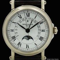 Patek Philippe Ref# 5059 White Gold, Perpetual Calendar...
