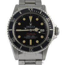 """Rolex Sea Dweller Ref. 1665 """"Doppia scritta Rossa"""""""