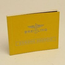 Breitling Chrono Cockpit Manual Info Booklet